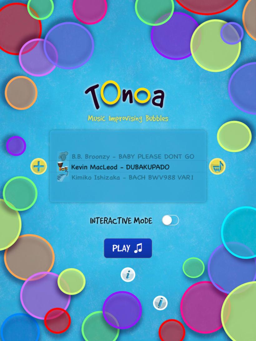TOnOa Music - improvising music app 2