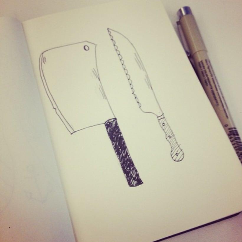 Scketchbook 2