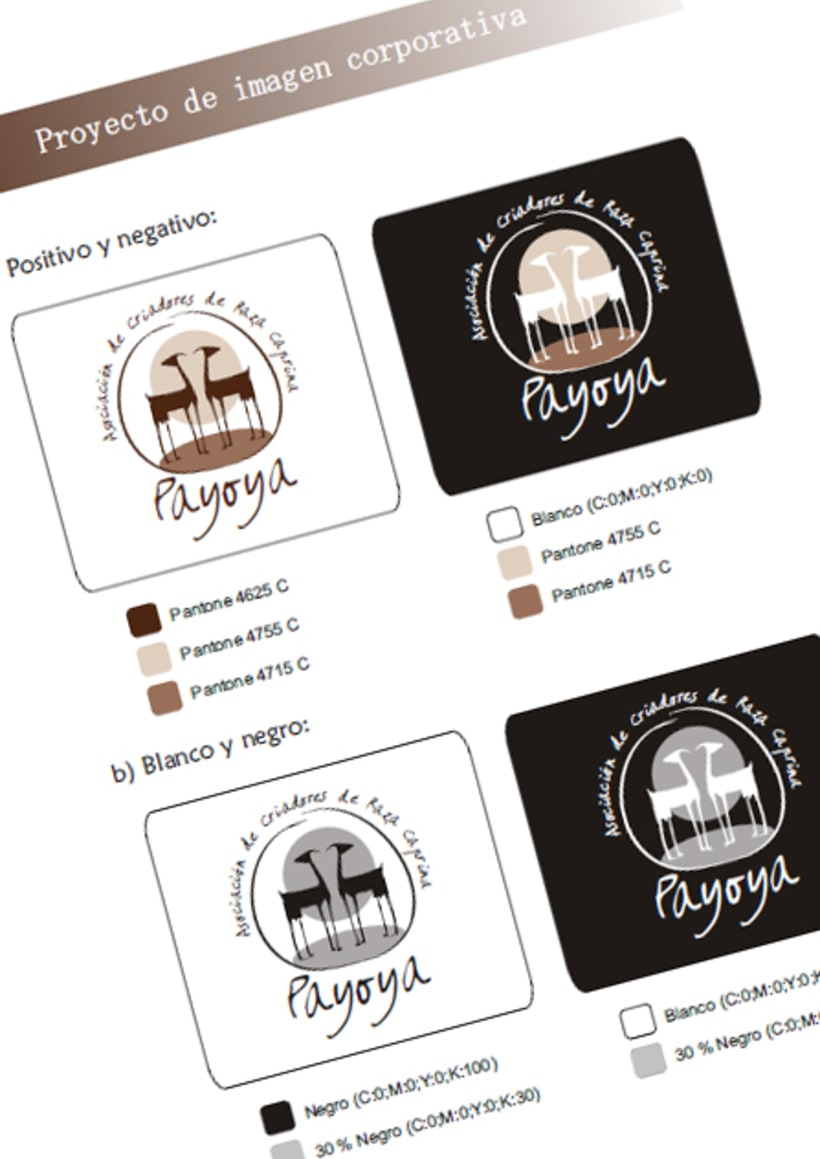 Payoya (Asociación de Criadores de Raza Caprina Payoya) 1