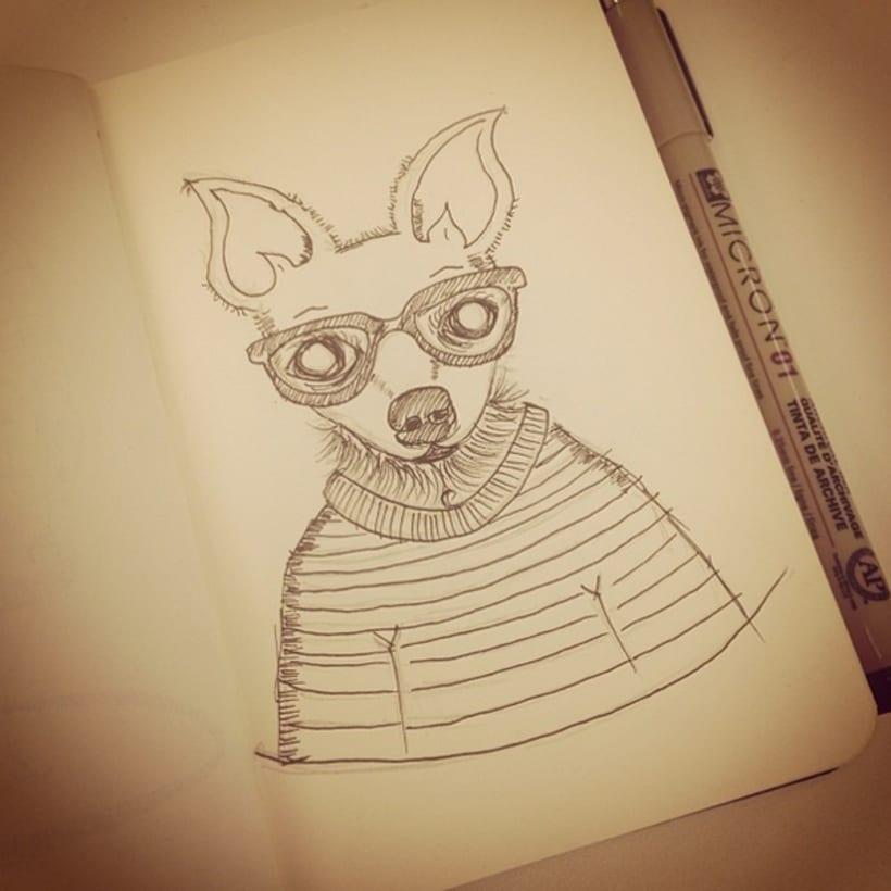 Scketchbook 7
