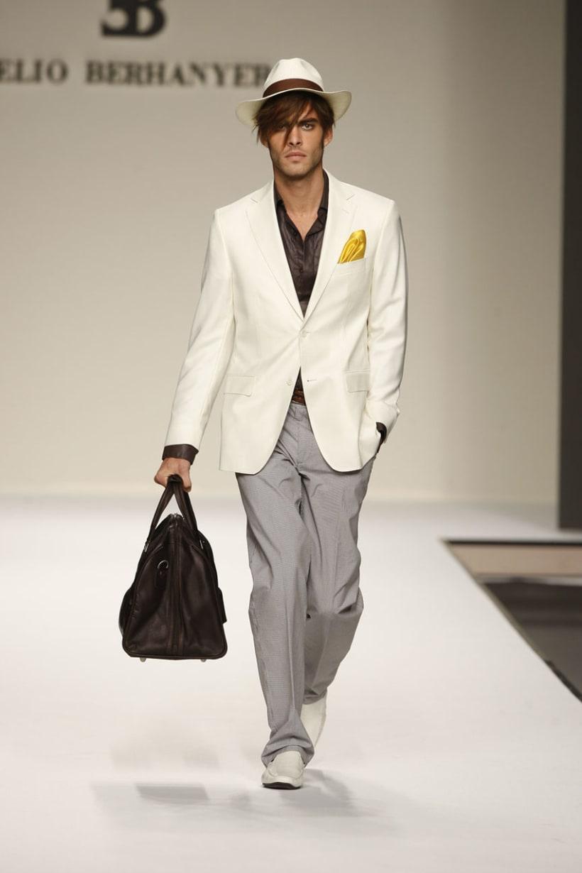 Trabajos para la firma de Moda 'ELIO BERHANYER' Vol. 1 Moda 7
