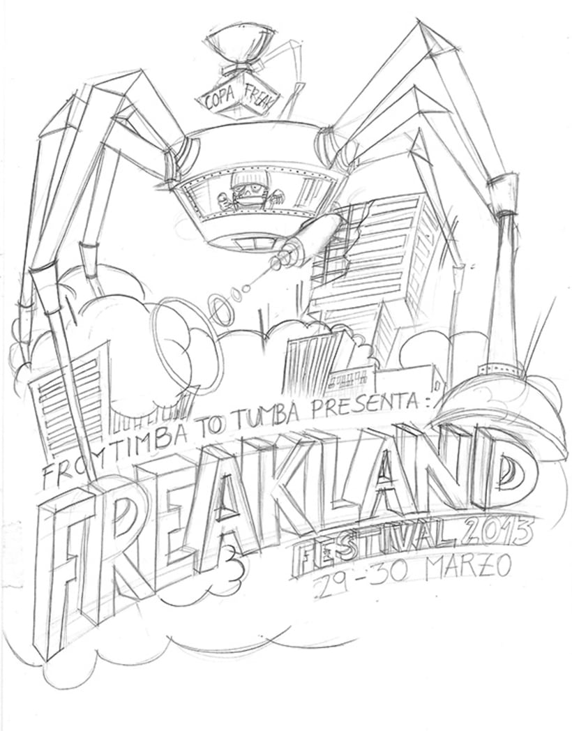 FREAKLAND 2013 1