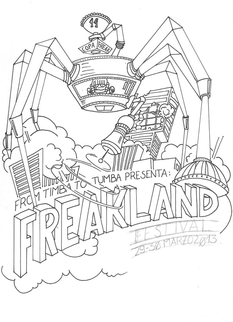 FREAKLAND 2013 2