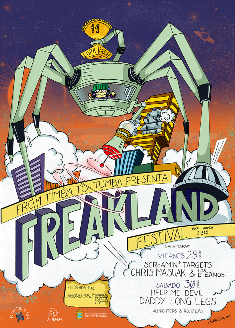 FREAKLAND 2013 4