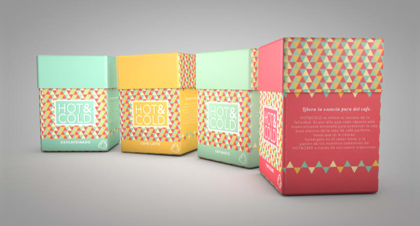 Packaging Hot&Cold Cafe 4