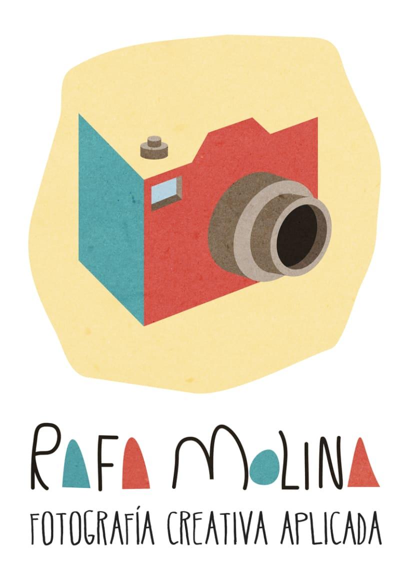 Rafa Molina identidad corporativa 0