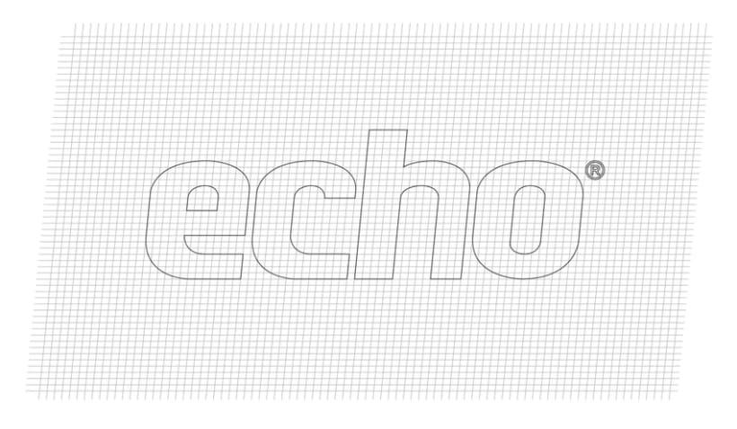 Logo Echo World, marca de accesorios para dispositivos móviles 2014 2