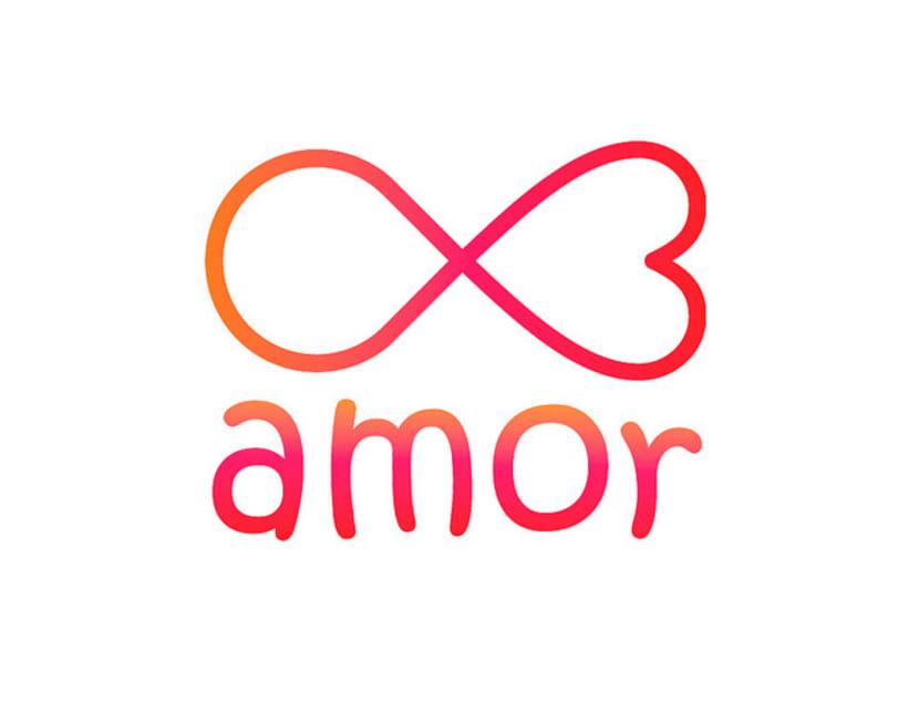 Logo Amor / Desamor 8