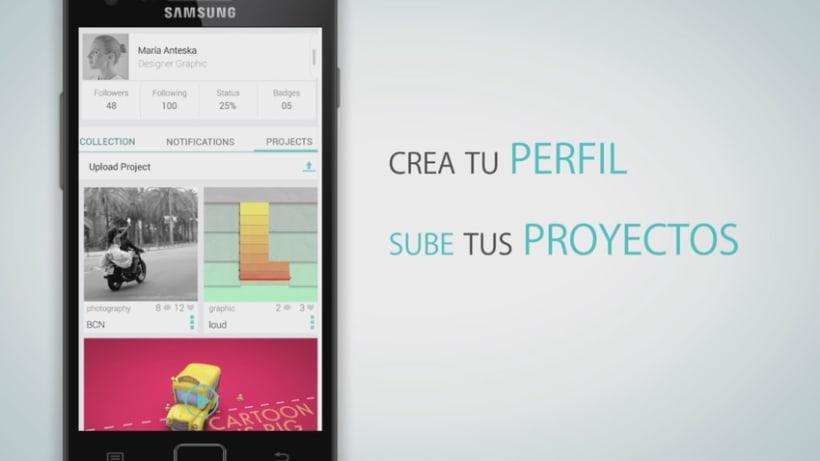 · App Creativos y diseñadores · ZUG 3