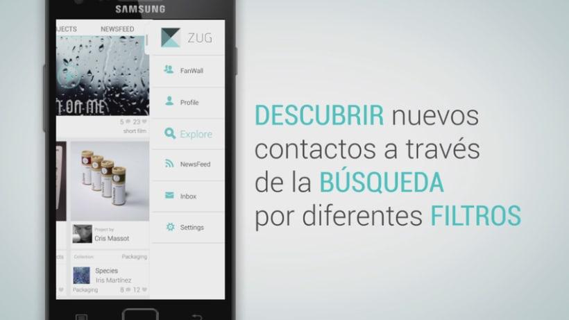 · App Creativos y diseñadores · ZUG 7