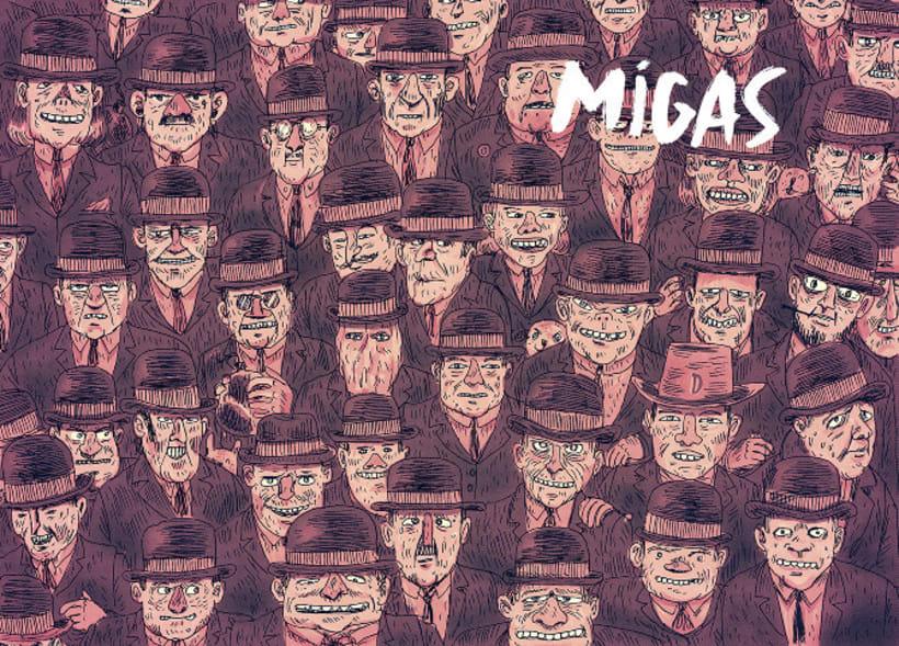 Portada para Migas #7 0