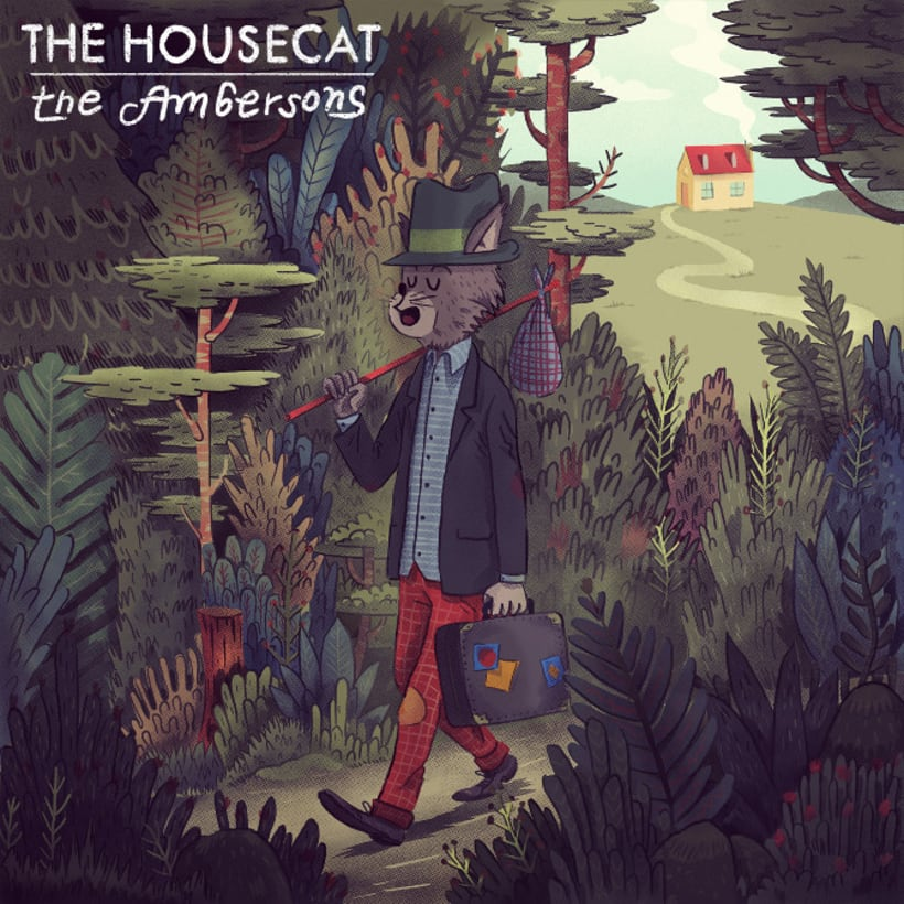 The Housecat 0