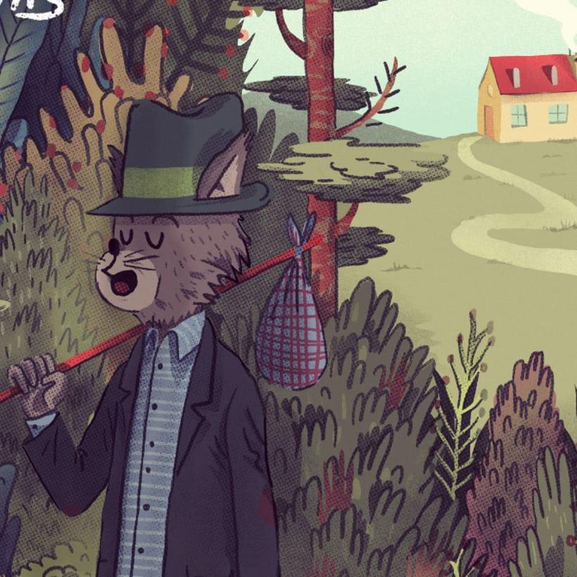 The Housecat 2