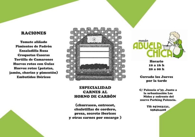Tripticos ,flyer y publicidad. -1