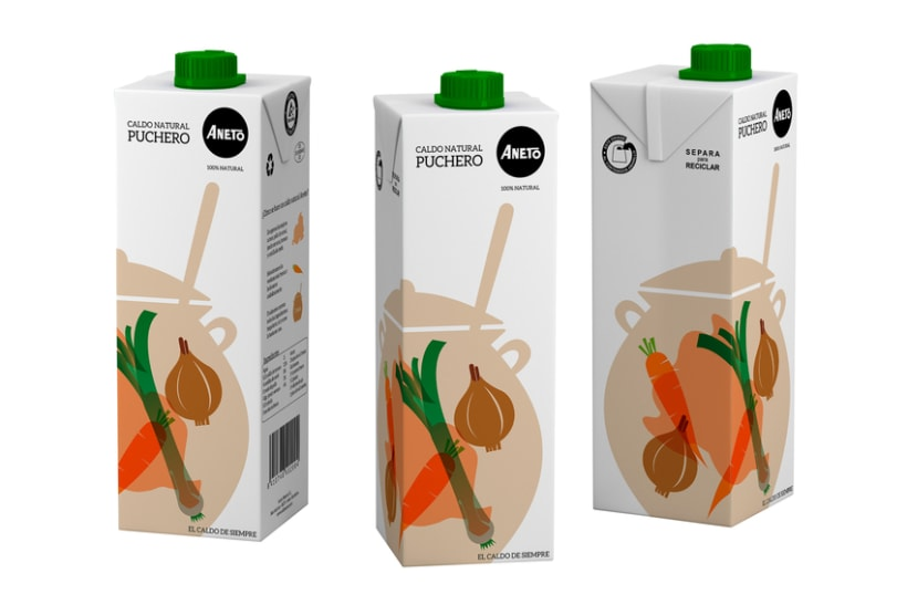 Rediseño Packaging Caldo Aneto 1