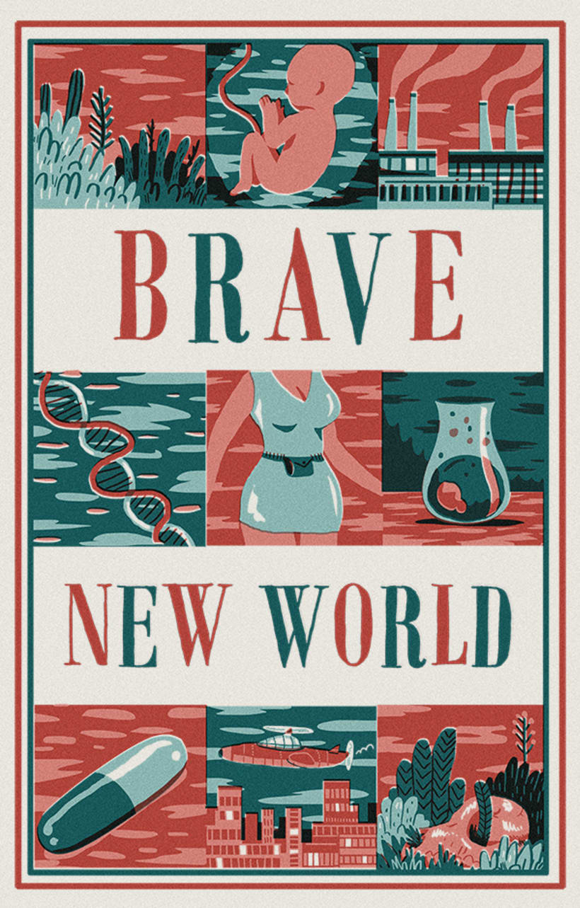 Brave New World -1