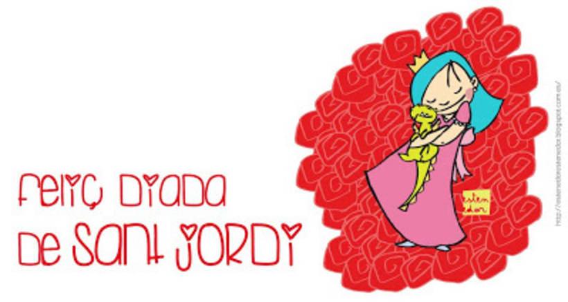 Sant Jordi - L'estenedor 5