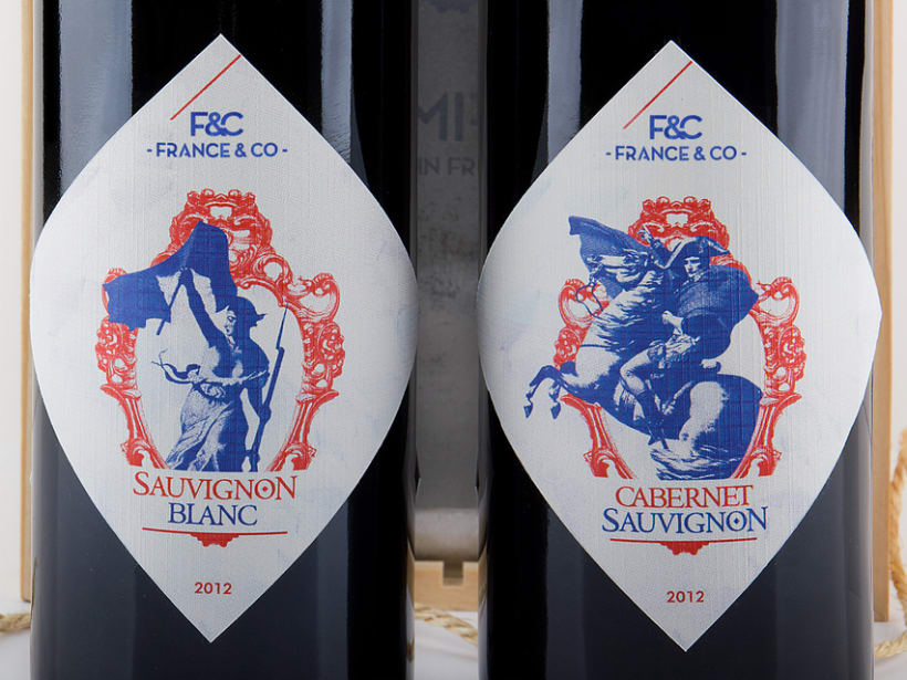 France&Co | Wine Packaging 8