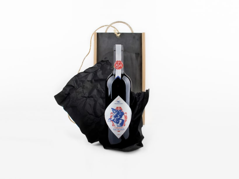 France&Co | Wine Packaging 0