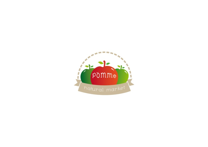 Propuestas de Logo para Pomme -1