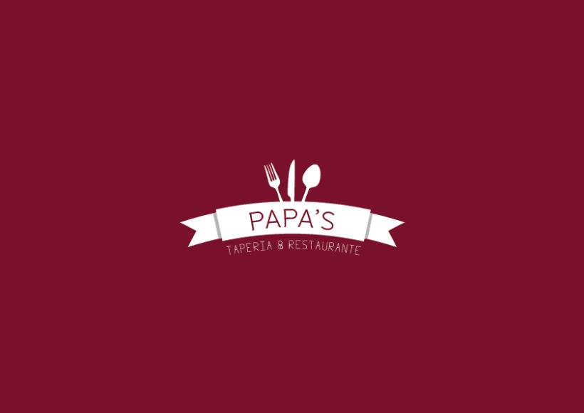 Nueva Imagen Papa's Taperia & Restaurante -1