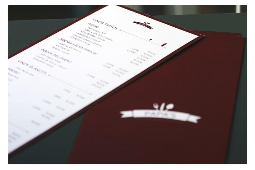 Nueva Imagen Papa's Taperia & Restaurante 3