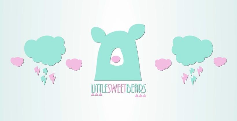 Logo Tienda Online Little Sweet Bears -1