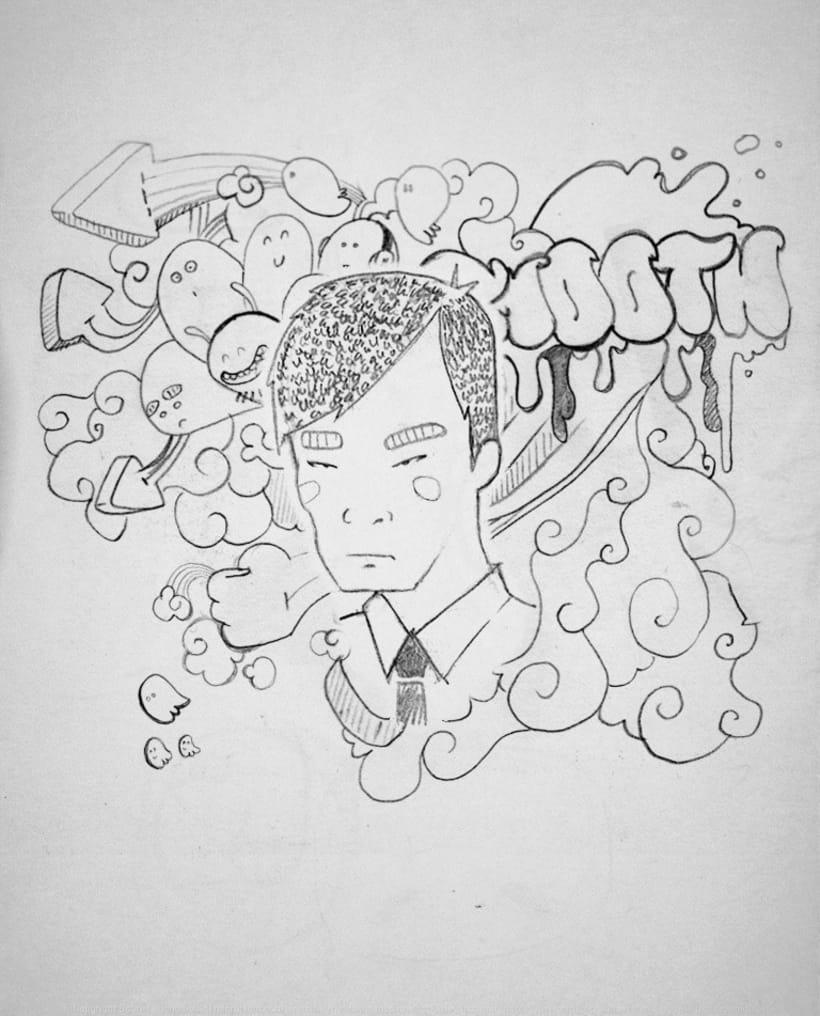 Bocetos y doodles - III 5