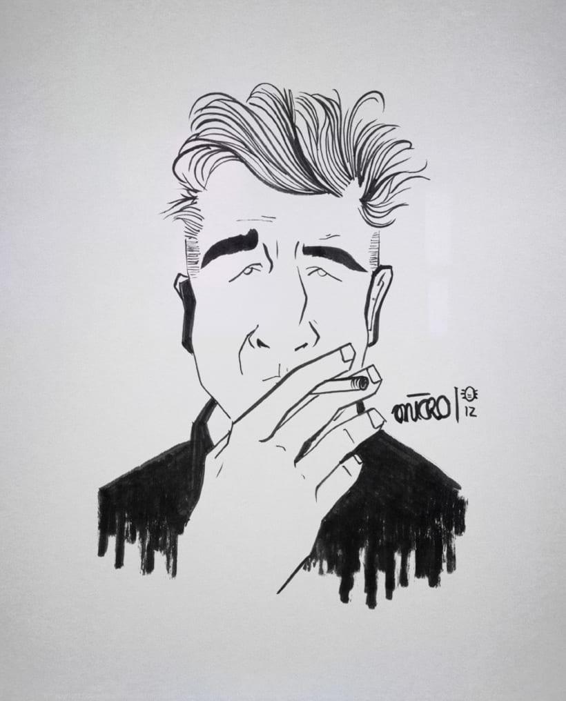Bocetos y doodles - III 6