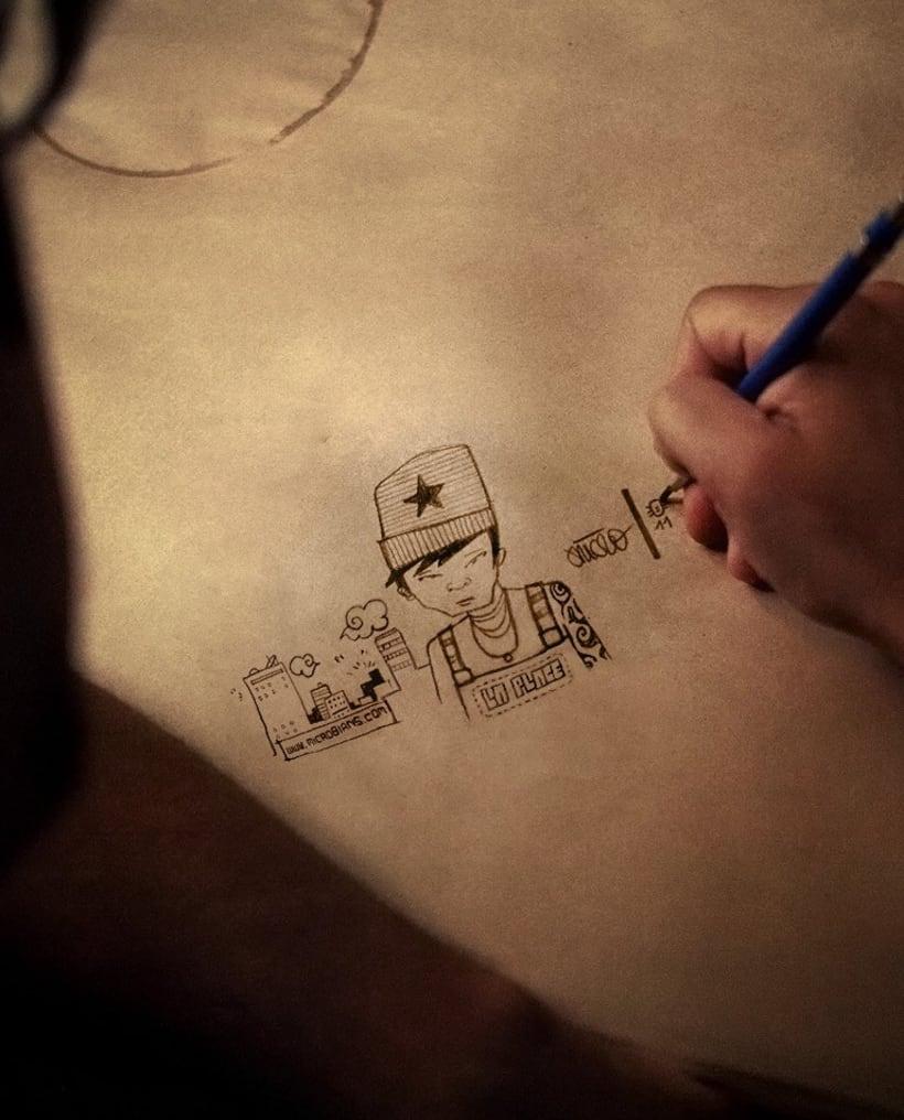 Bocetos y doodles - III 7