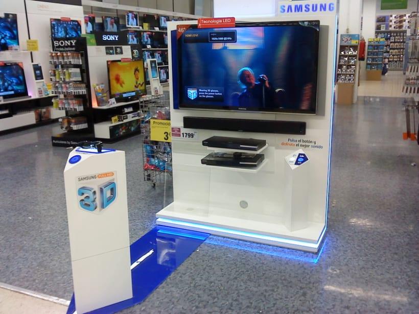 TV SAMSUNG 3D -1