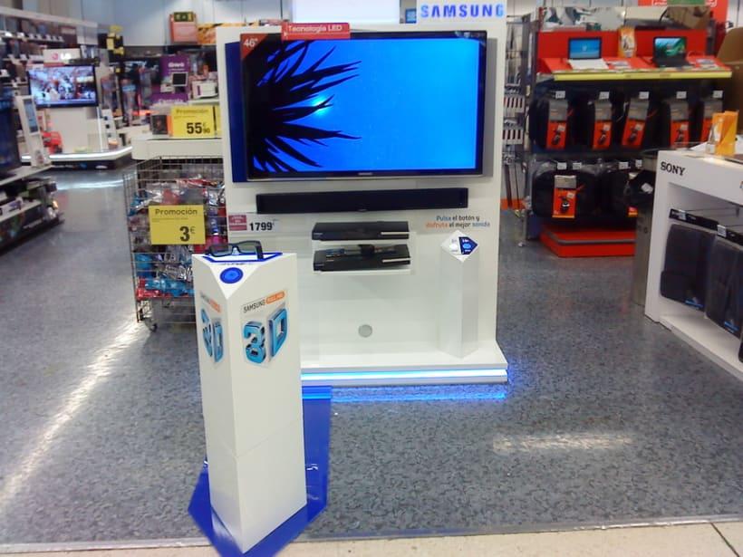 TV SAMSUNG 3D 0