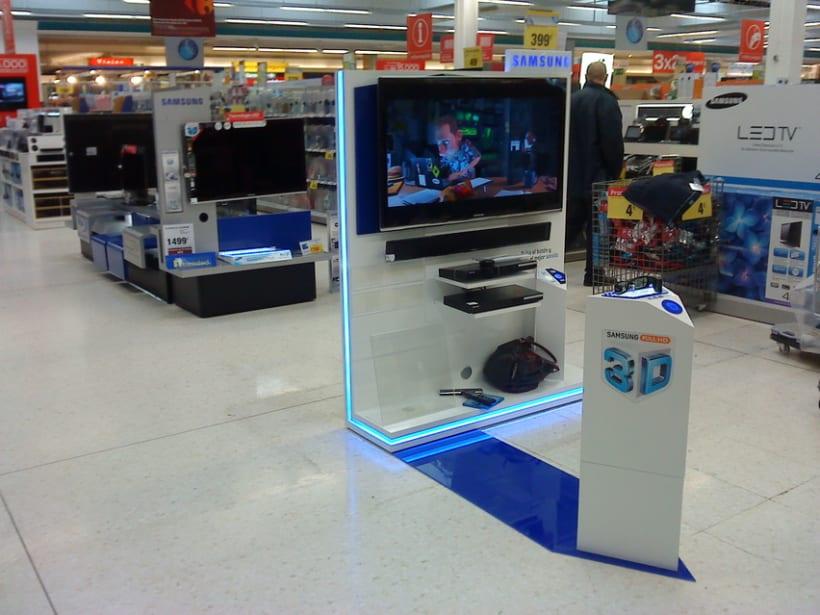 TV SAMSUNG 3D 1