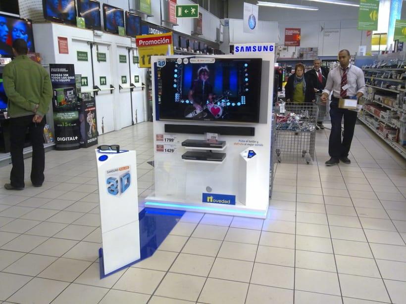 TV SAMSUNG 3D 2