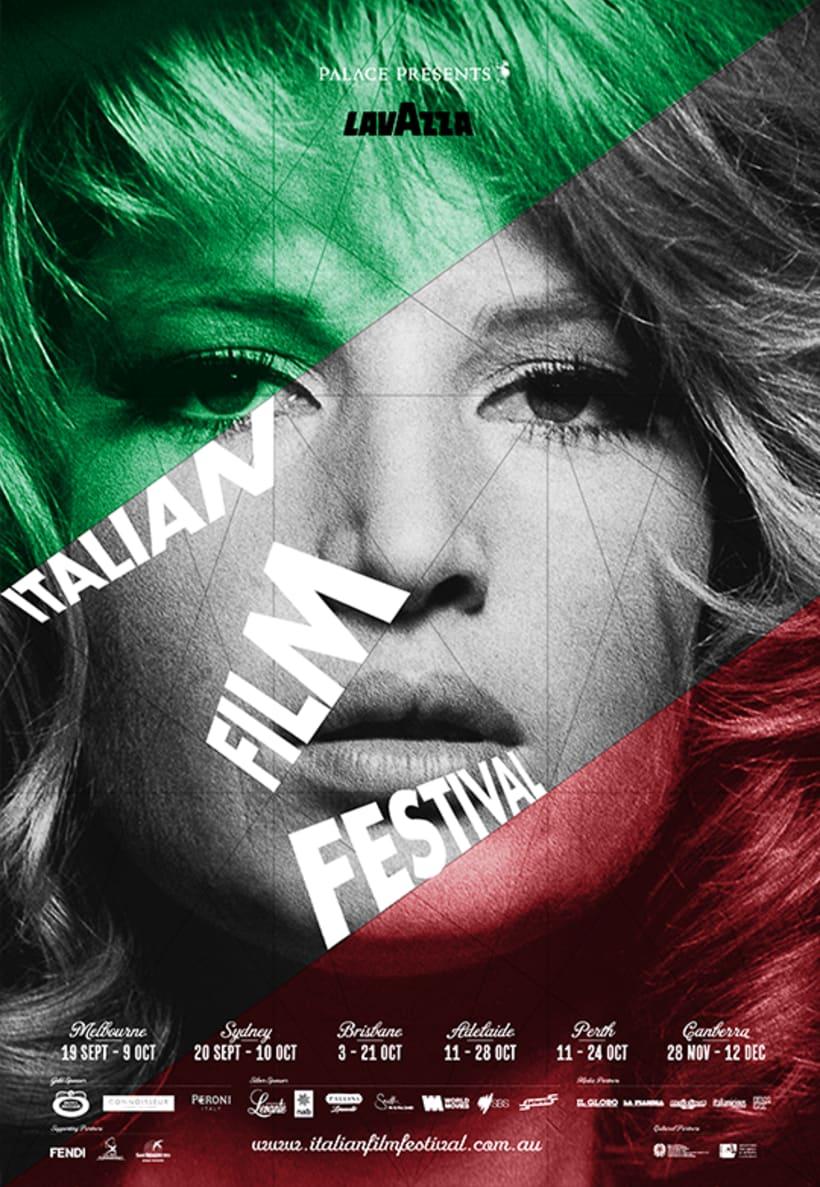 Lavazza Italian Film Festival 1