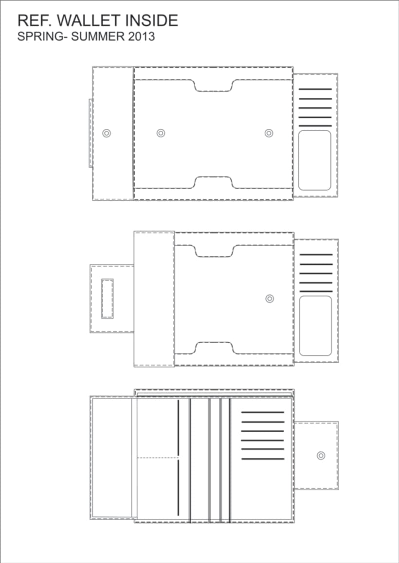 Proyecto para la firma PARFOIS: 'QUICKSAND' Moda 5