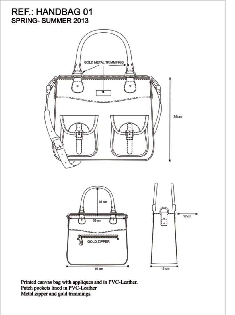 Proyecto para la firma PARFOIS: 'QUICKSAND' Moda 7