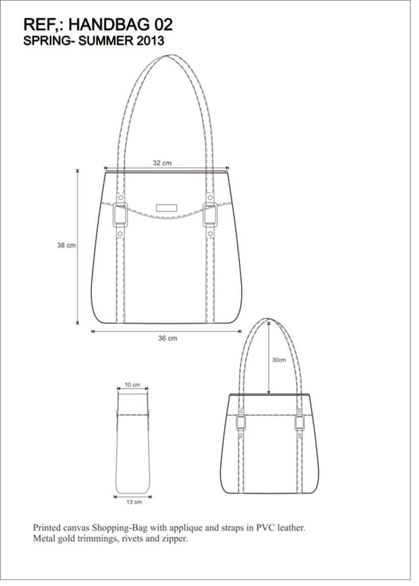 Proyecto para la firma PARFOIS: 'QUICKSAND' Moda 9