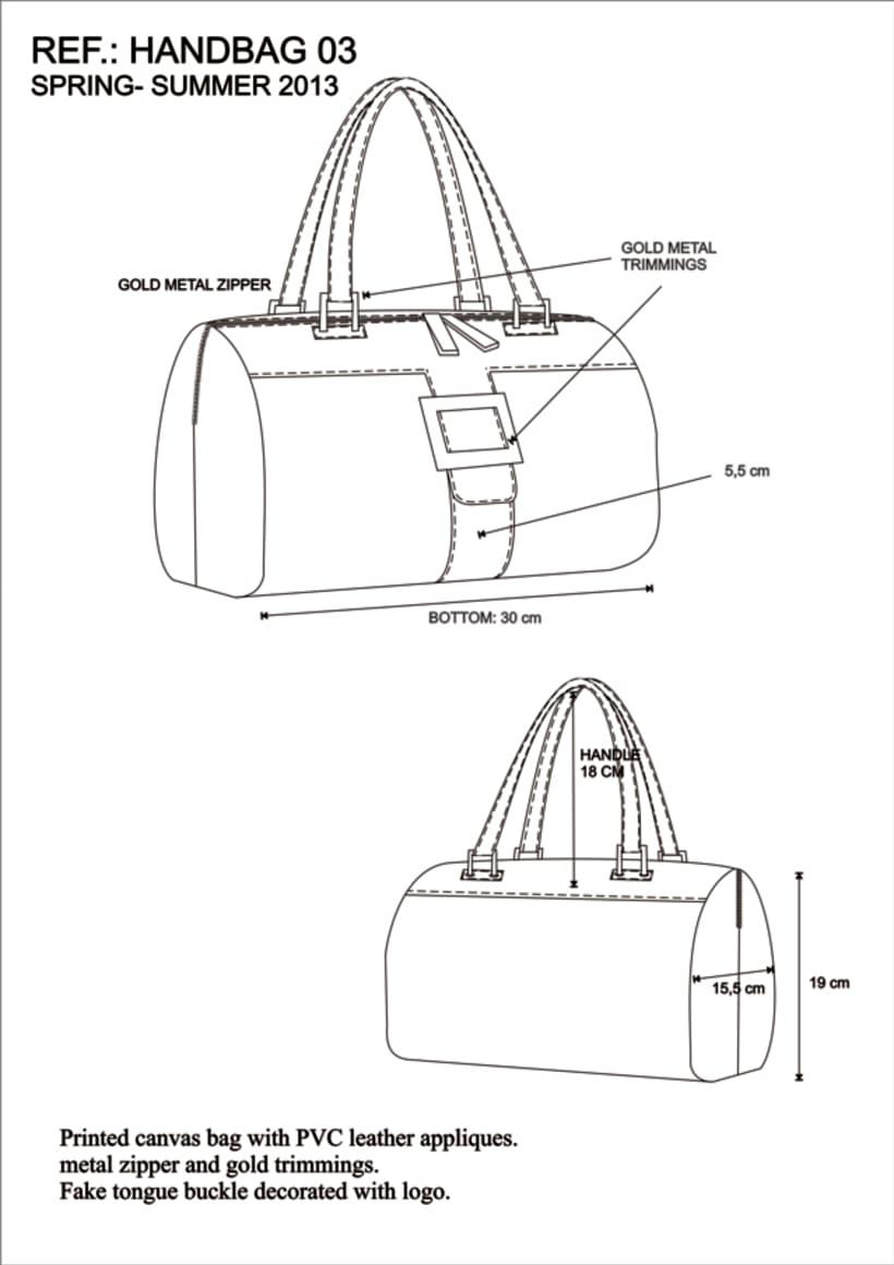 Proyecto para la firma PARFOIS: 'QUICKSAND' Moda 11