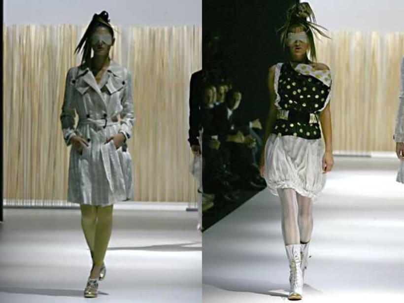 Trabajos para la firma de Moda 'LOCKING SHOCKING' 1