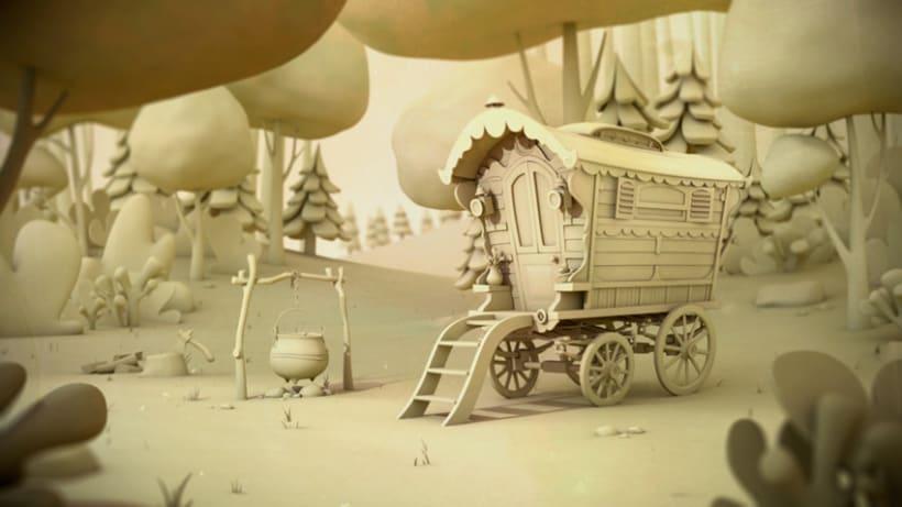 Wagon Environment 0