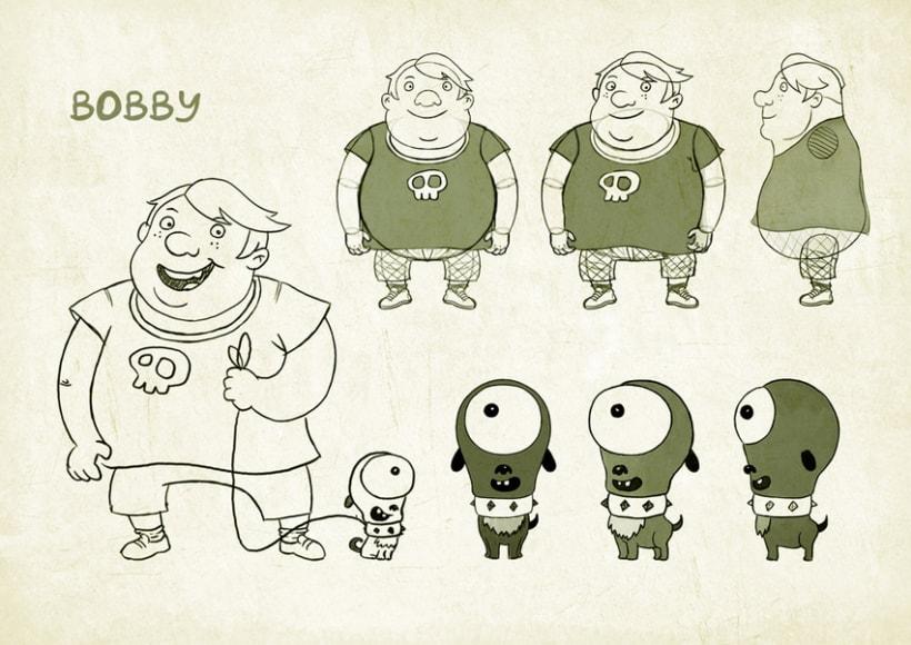 Personaje Bobby 0