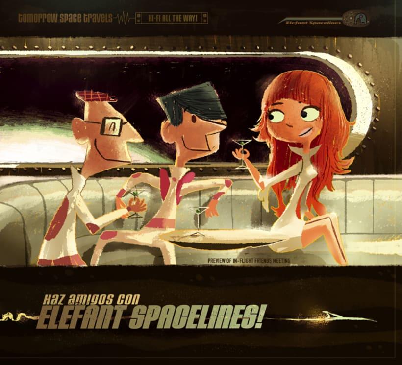 Elefant Airlines 16