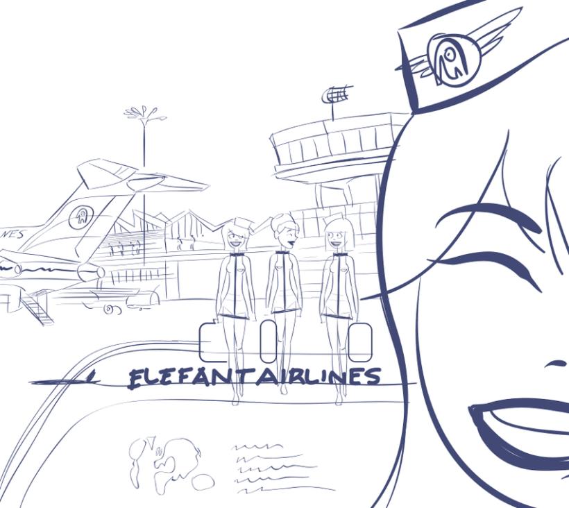 Elefant Airlines 3