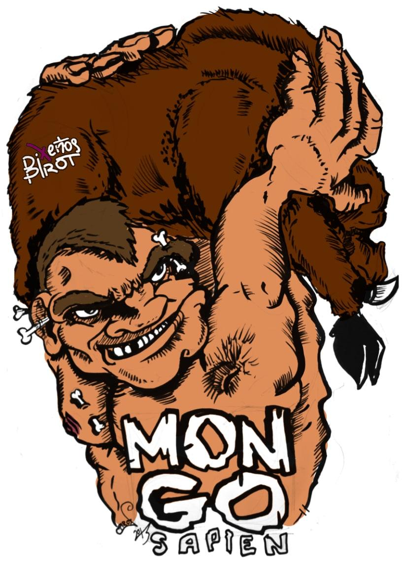 Proyecto Mongo Sapiens -1