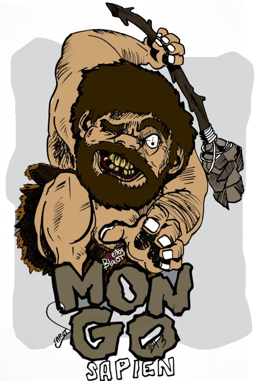 Proyecto Mongo Sapiens 0