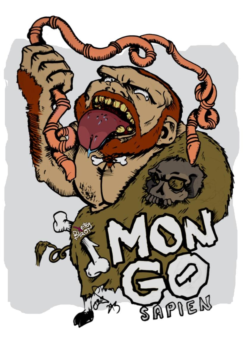 Proyecto Mongo Sapiens 1
