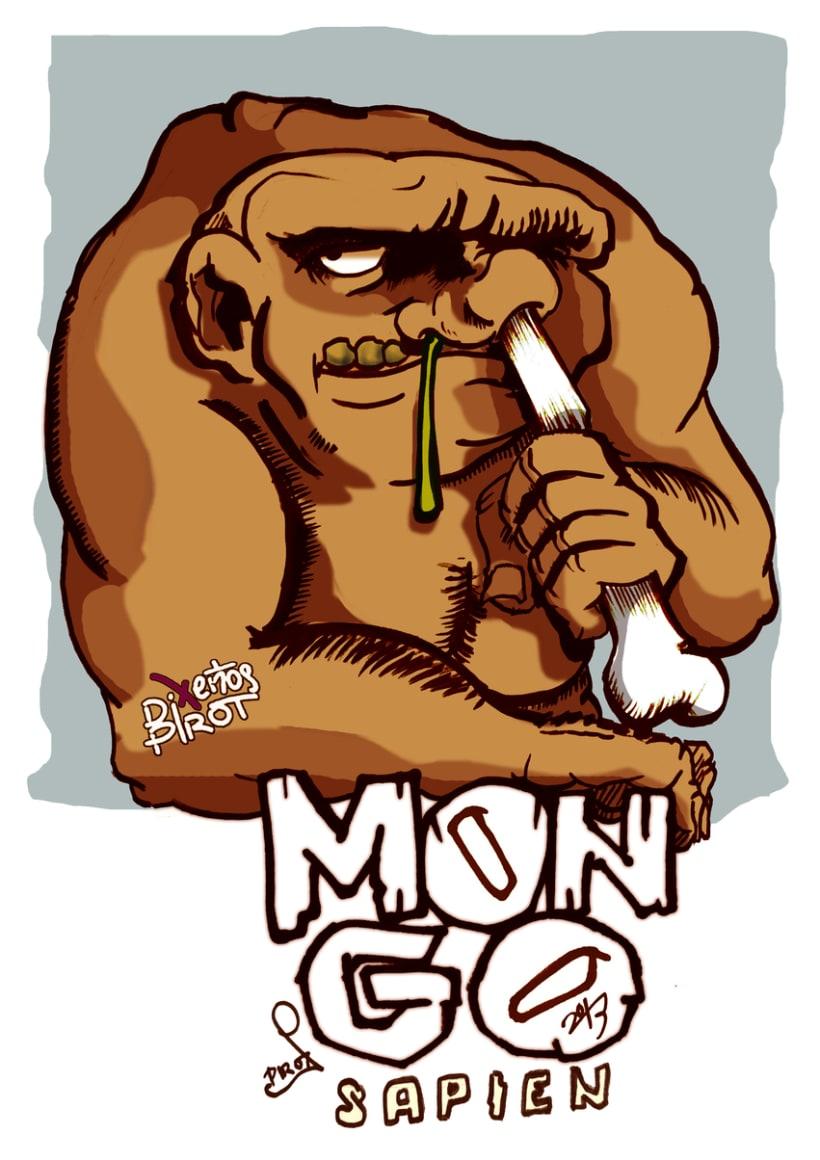 Proyecto Mongo Sapiens 3