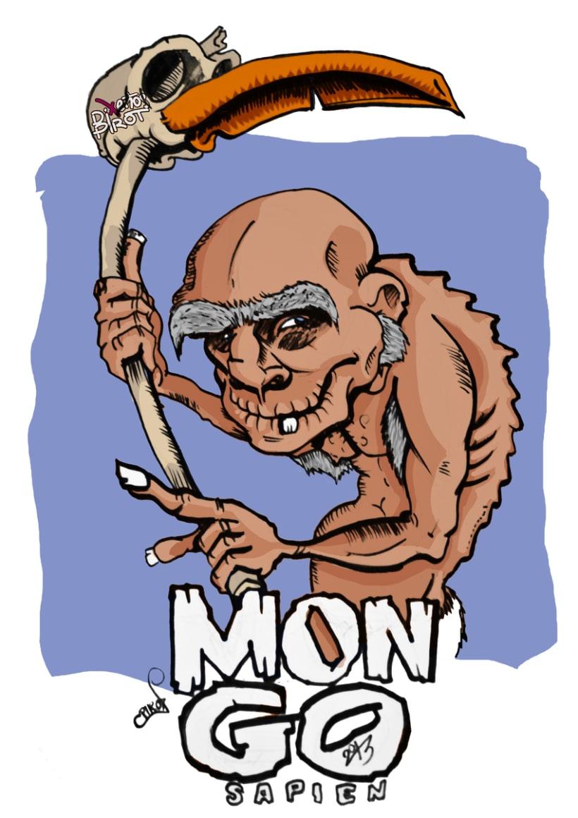 Proyecto Mongo Sapiens 4