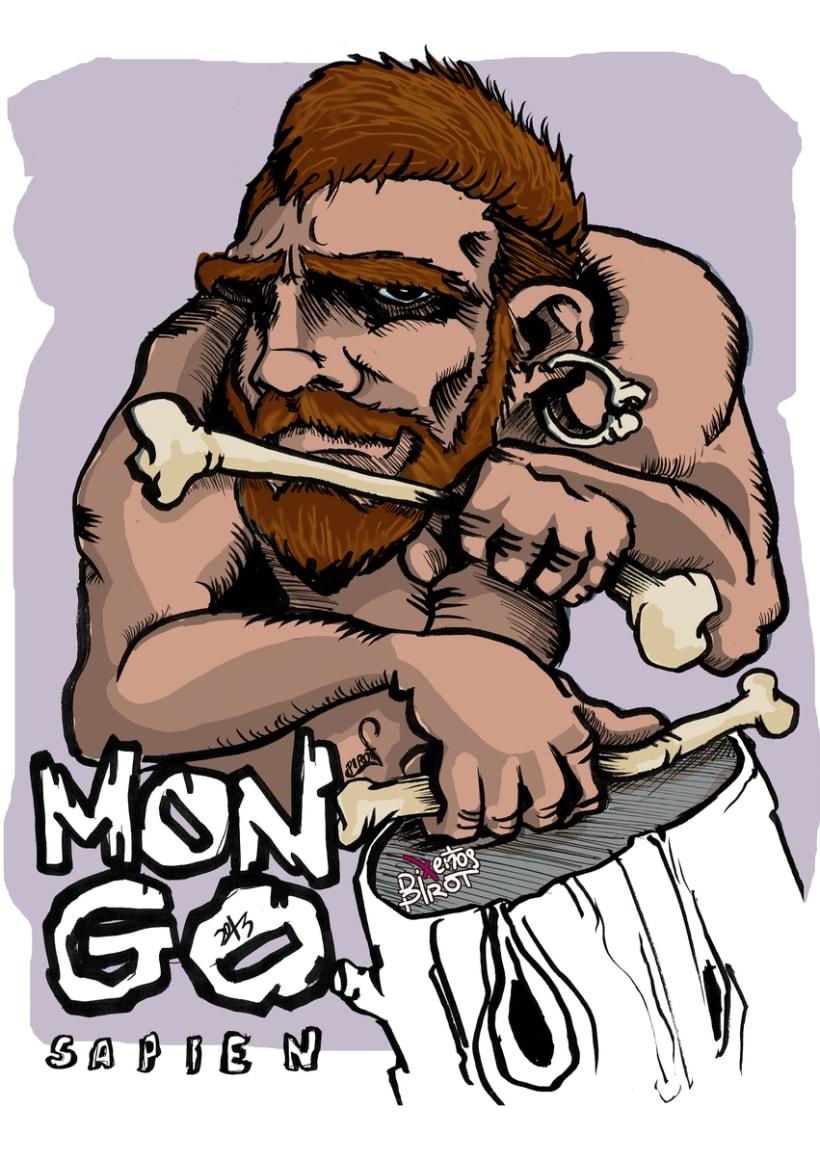 Proyecto Mongo Sapiens 5